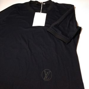 Louis Vuitton Uniform Short Sleeve Top LV Logo